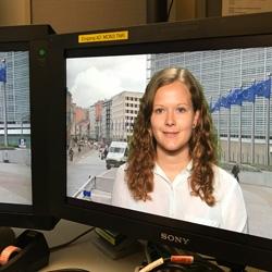 Europawoche 2018: Plötzlich Brüssel-Korrespondentin...