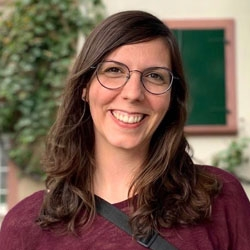 Larissa Hinz, Journalistenschule ifp