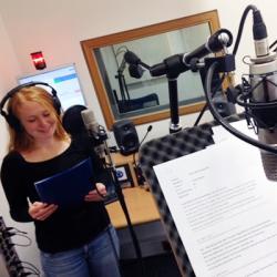 2015: Radiosendung  auf M94,5