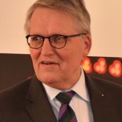 Thomas Sternberg beim Görres-Abend 2017 im ifp.