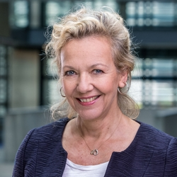 Evi Seibert, Referentin an der Katholische Journalistenschule ifp
