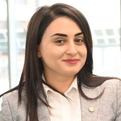 Nune Hovsepyan, Journalistenschule ifp