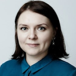 Anastasiia Magazova, Journalistenschule ifp