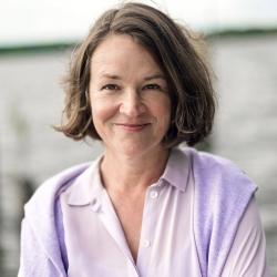 Birgit Schönberger, Journalistenschule ifp
