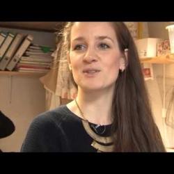 Embedded thumbnail for Modedesignerin Teresa Göppel