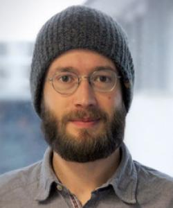 Steffen Kühne, Referent beim Coding-Bootcamp